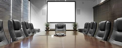 Conception salle de conférence